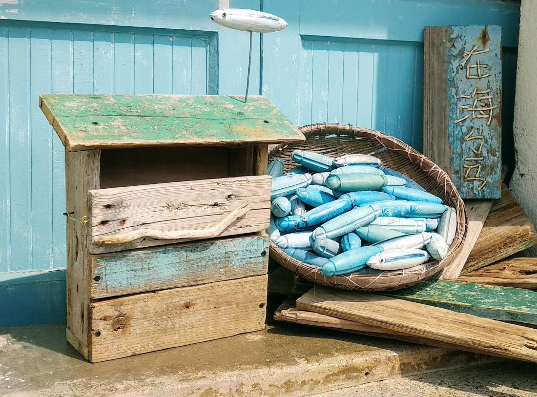 木板上的顏色,就是在海邊拾起的木板原色喔,純正海漂色 NT1600