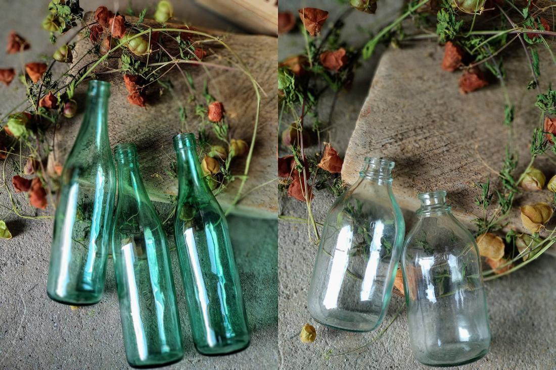 海廢亮晶晶玻璃瓶區,有很多漂亮的海漂玻璃瓶喔,找找你喜歡的他。